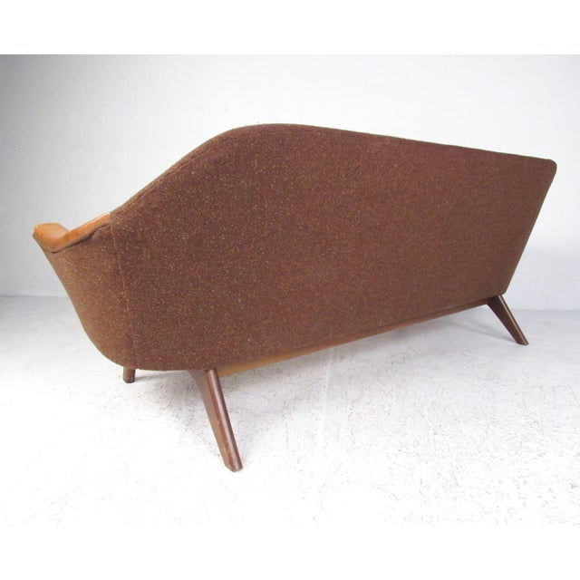 Mid-Century Modern Mid-Century Modern Sofa For Sale - Image 3 of 11