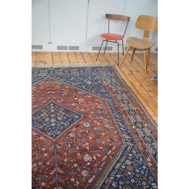 "Vintage Shiraz Carpet - 7'3"" X 9'5"" - Image 3 of 10"