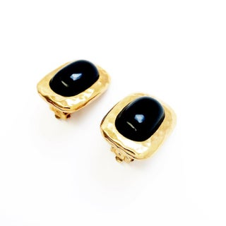 Geometric Statement Earrings by Kenneth Jay Lane Preview