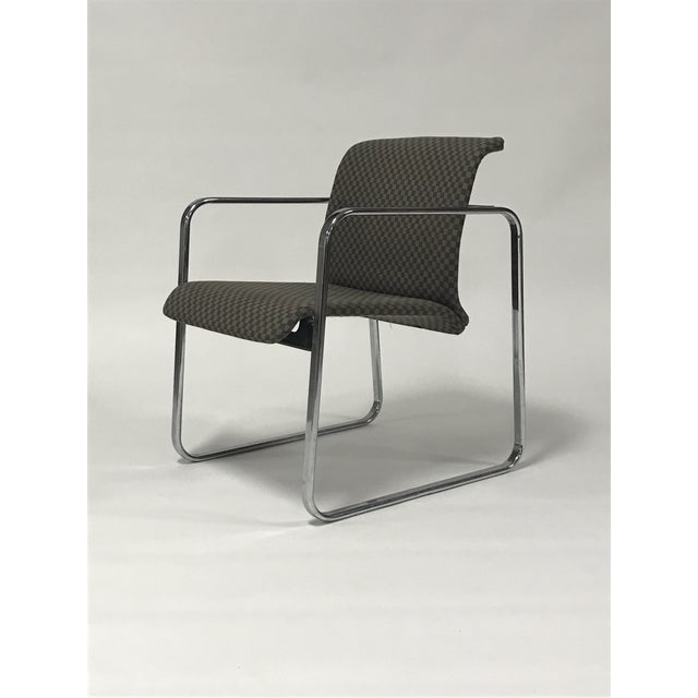 Mid-Century Modern 1970s Peter Protzman for Herman Miller Armchairs - Set of 3 For Sale - Image 3 of 7