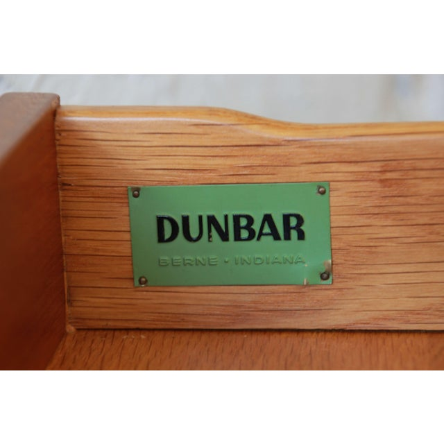 Edward Wormley for Dunbar Woven Front Cabinet For Sale - Image 11 of 11