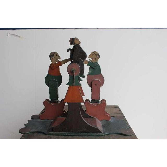 1900's Hand Made Articulated Folk Art Toy - Image 2 of 4