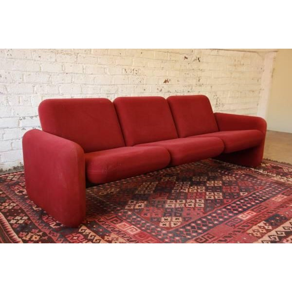 Chiclet Sofa by Ray Wilkes for Herman Miller - Image 4 of 6
