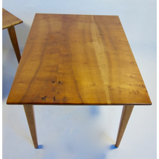 Arthur Espenet Carpenter III Tables - A Pair For Sale - Image 7 of 7