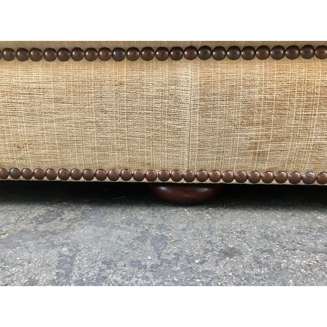 George Smith Tiplady Knole Sofa For Sale In Seattle - Image 6 of 7