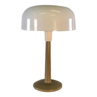 1960s Gerald Thurston for Lightolier Plastic Table Lamp For Sale