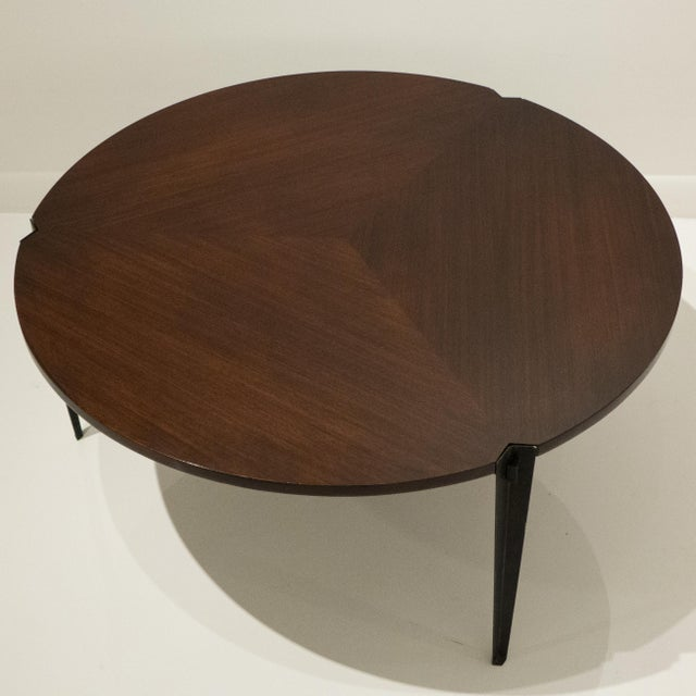 Osvaldo Borsani Cocktail Table For Sale In New York - Image 6 of 8