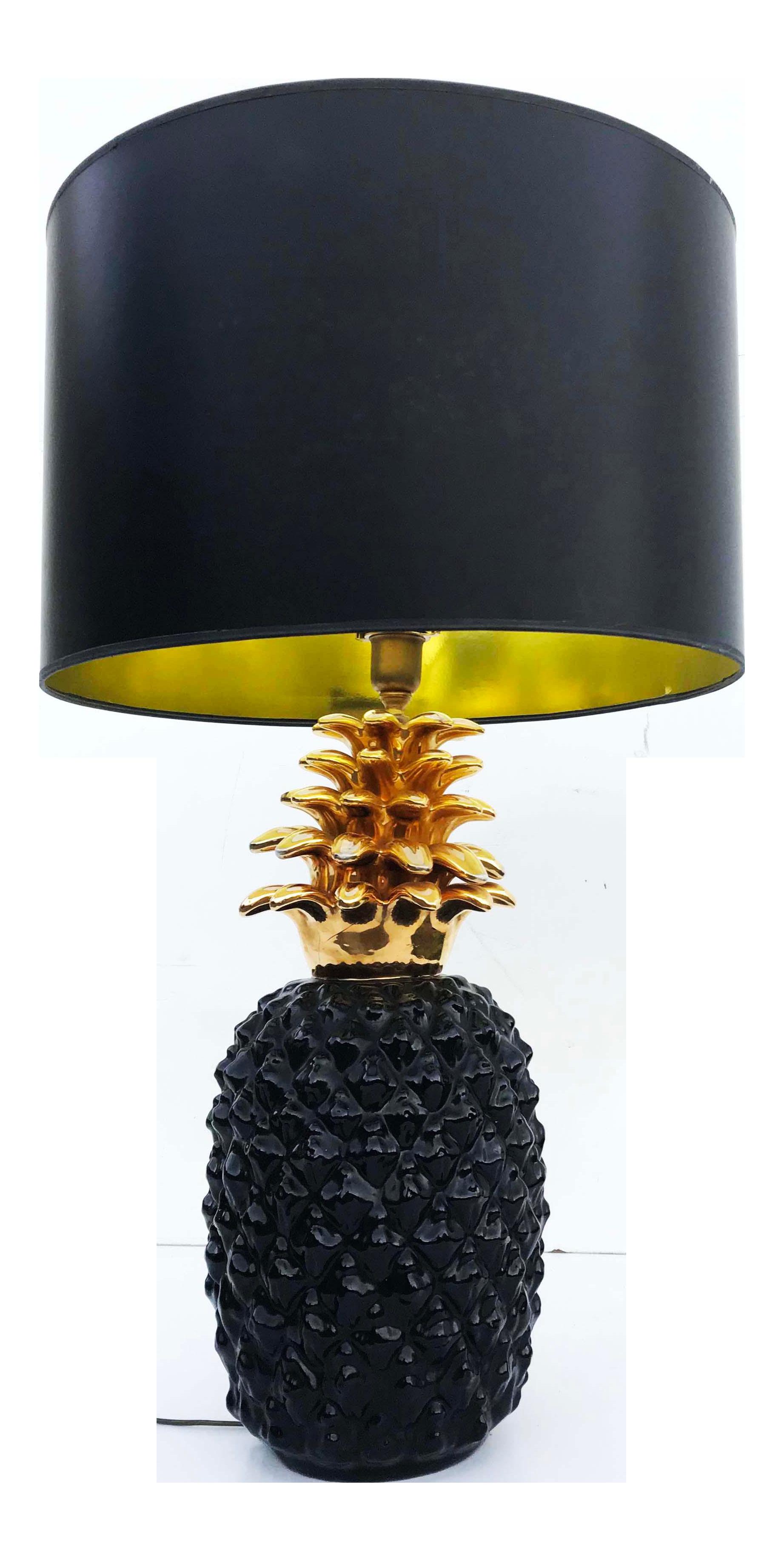 Maison Lancel Pineapple Table Lamp
