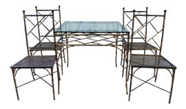 Image of Ornamental and Decorative Materials Outdoor Tables