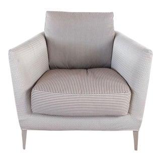 B&b Italia Upholstered Armchair For Sale