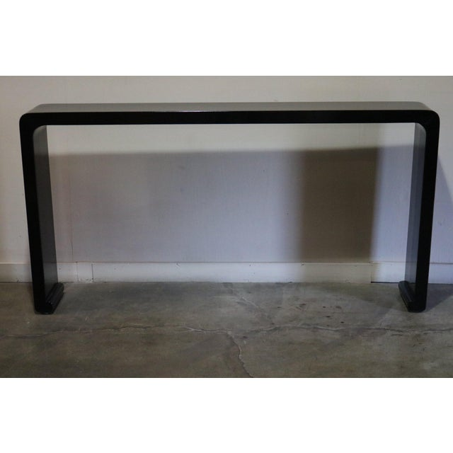 19th Century Black Altar Table For Sale In Los Angeles - Image 6 of 6