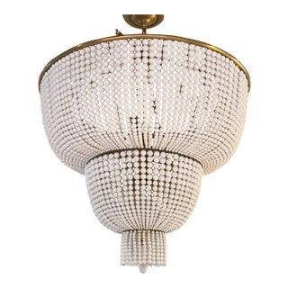 Jacqueline Two-Tier Chandelier For Sale