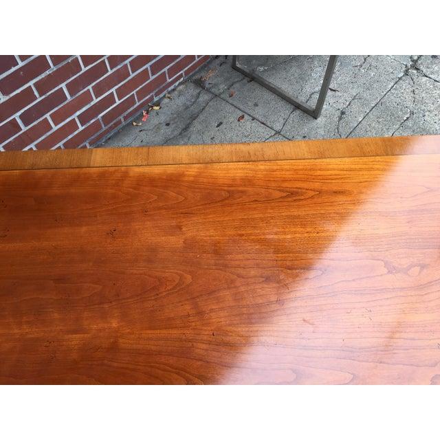 Wood Baker Furniture Company Desk For Sale - Image 7 of 8