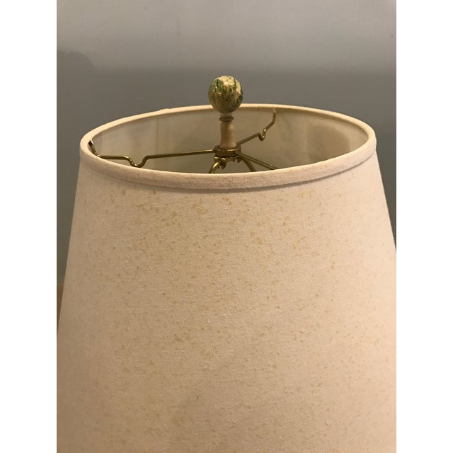 1960's Ceramic Artichoke Lamp - Image 7 of 11