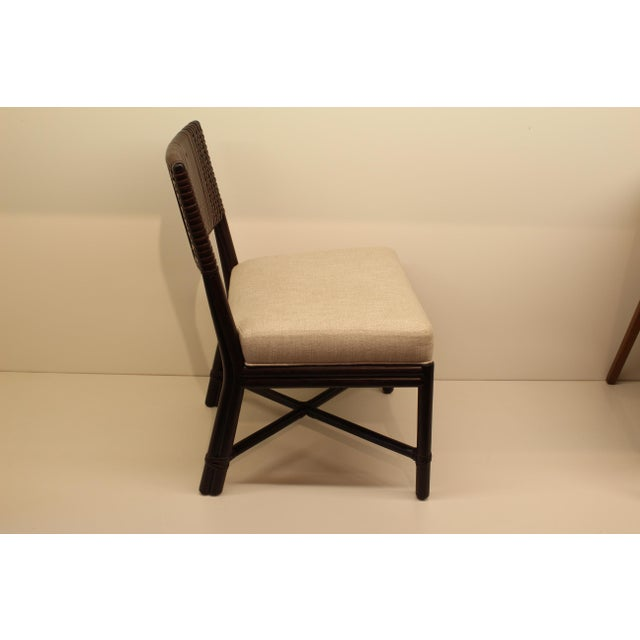 McGuire Alameda Dining Side Chair - Image 3 of 4