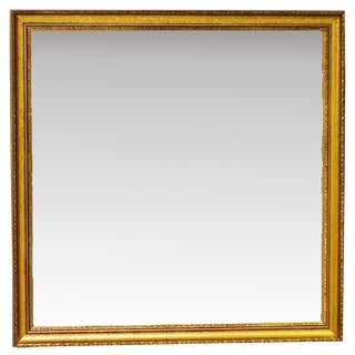 Square Beveled Mirror For Sale