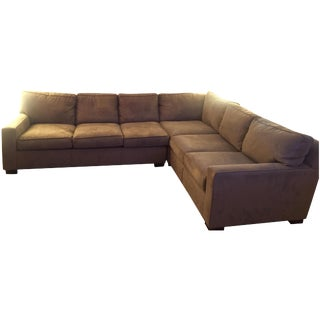 Mitchell Gold + Bob Williams Sectional Sofa