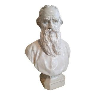 Lev Tolstoy Vintage Bust