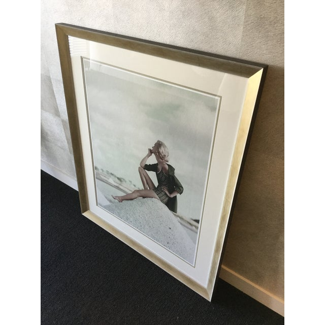 Nautical Conde Nast Collection - Model on Sand Hill For Sale - Image 3 of 5
