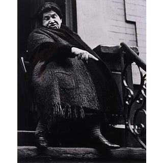 1940s Vintage Lisette Model Lower East Side Photograph For Sale