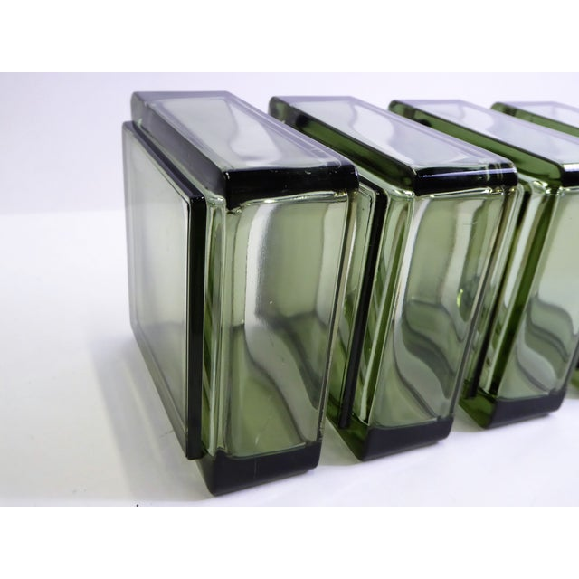 Glass Dansk IHQ Modern Teak Tray with Glass Inserts, Quistgaard, Denmark For Sale - Image 7 of 13