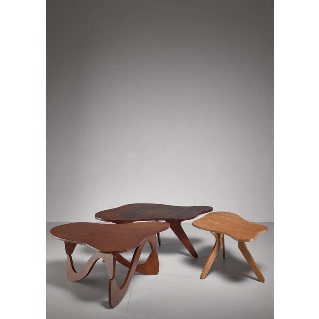 1960s José Zanine Caldas Coffee Table, Brazil For Sale - Image 5 of 6