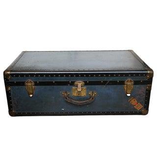 Vintage McBrine Luggage Trunk