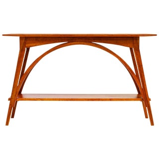 """Console Table by Fred Rossi """"Angel Arch"""" For Sale"""