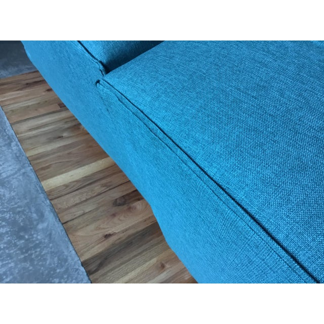 Mid Century Sectional Sofa For Sale - Image 10 of 10