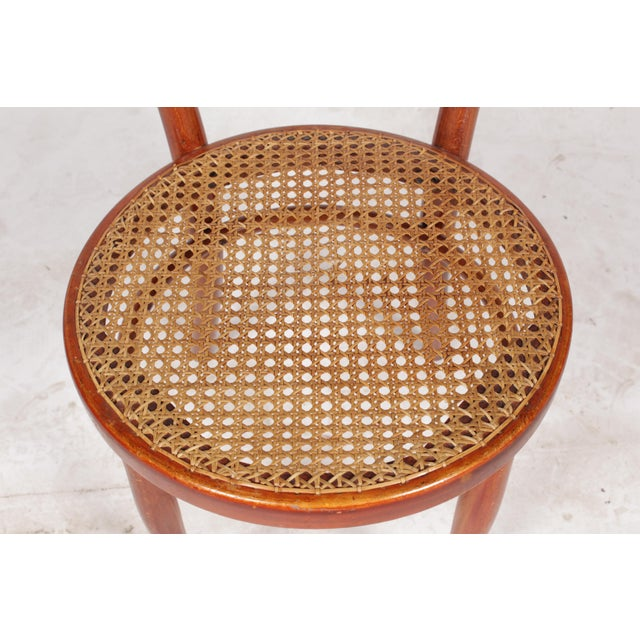 1910 Thonet Model 14 Bentwood Chairs - A Pair - Image 5 of 10