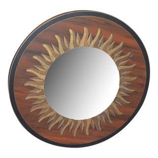 Art & Commerce Soleil Mirror For Sale