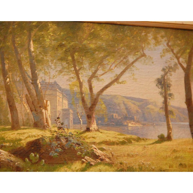 Traditional 19th Century Oil Painting For Sale - Image 3 of 8