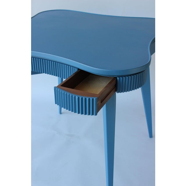 1950s Mid-Century Italian Game Table For Sale - Image 5 of 8