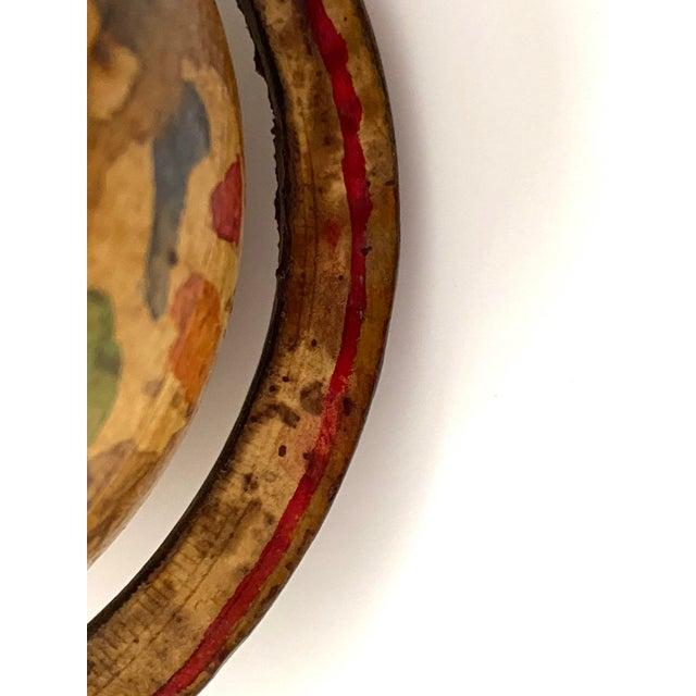 Vintage Artisan Fantasy Celestial Globe Antique Motif For Sale - Image 12 of 13