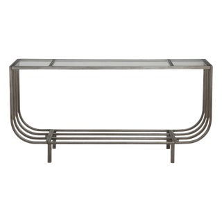 Modern Console Table For Sale