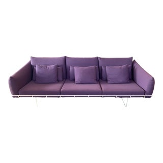 Contemporary Wireframe Sofa by Sam Hecht and Kim Colin for Herman Miller For Sale