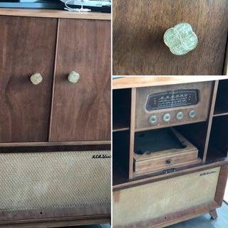 Mid Century Radio Cabinet Preview