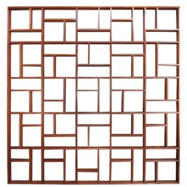 Image of Wood Screens and Room Dividers