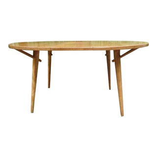 Mid Century Modern Russel Wright for Conant Ball Dining Table