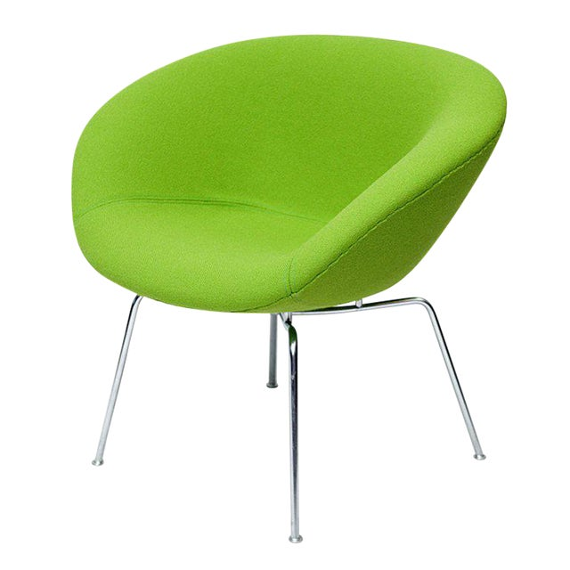 Arne Jacobsen Pot Chair For Sale