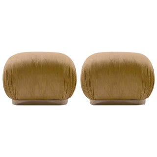 One Souffle Pouf, Ottoman, After Springer For Sale