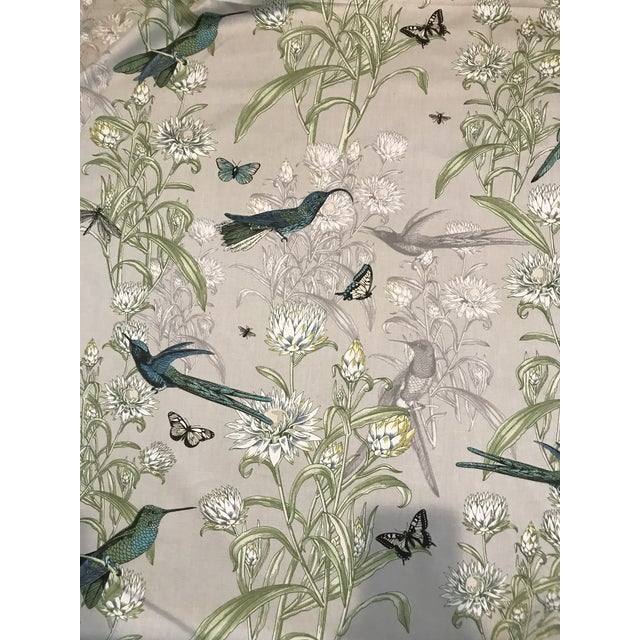 Image of Blendworth Menagerie Enchanted Forest Cotton Fabric 6 Plus Continuous Yards