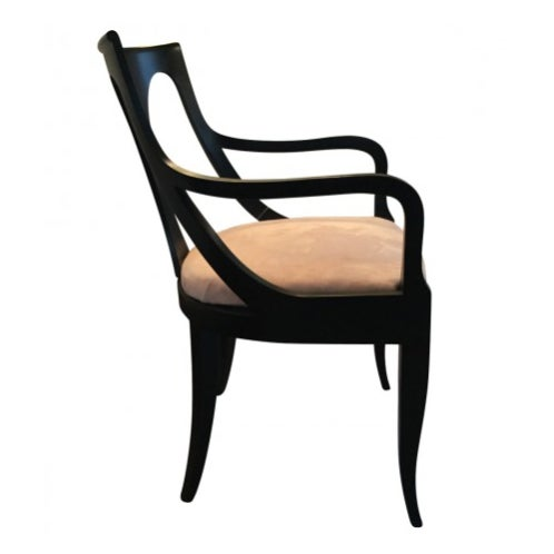 Empire Kindel Belvedere Empire Armchairs & Side Chairs - Set of 6 For Sale - Image 3 of 6
