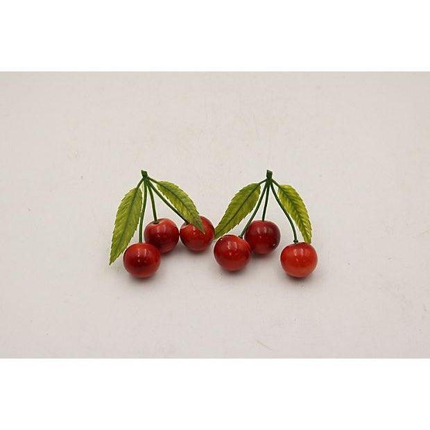 1960s Italian Alabaster Cherries - A Pair - Image 2 of 3