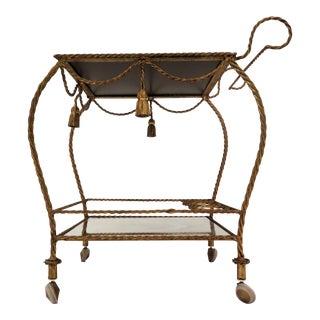 1960's Italian Bar Cart