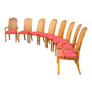 """Drexel Heritage """"Passage"""" Dining Chairs - Set of 8 For Sale"""