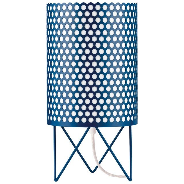 Not Yet Made - Made To Order Joaquim Ruiz Millet 'ABC' Table Lamp in Blue For Sale - Image 5 of 5