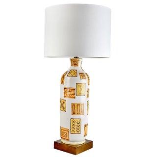 Table Lamp by Guido Gambone