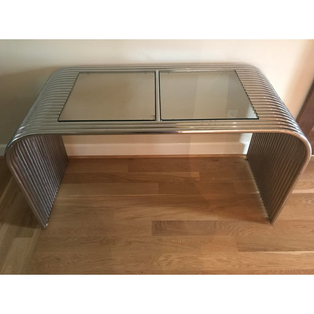 1930's Vintage Art Deco Desk - Image 2 of 6