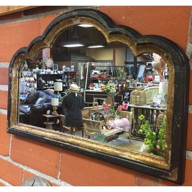 Vintage Style Distressed Mirror - Image 2 of 3